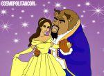 Kim Kardashian i Kanye West w ilustrowanych bajkach, zdjęcie 11