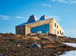 Rabot - designerski dom wypoczynkowy w Norwegii, zdjęcie 2