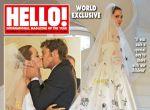 Angelina Jolie do ślubu w Versace, zdjęcie 1
