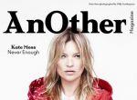 Kate Moss na czterech okładkach magazynu ANOTHER, zdjęcie 4