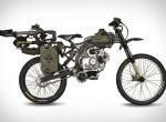 Motoped Survival Bike, zdjęcie 2