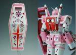 robot dla dziewczyn - Gundam, zdjęcie 6