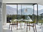 Lustrzane domy - designerska architektura włoskiego Tyrolu, zdjęcie 8