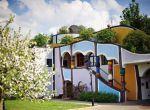 Bad Blamau - termy w stylu Hundertwasser, zdjęcie 5