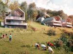 zawijane domy - trendy w architekturze, zdjęcie 2