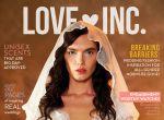 Dylan Stephens - androgeniczny model na okładce LOVE INC. - zdjęcie 2