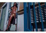Kim Kardashian nago dla Magazynu LOVE, zdjęcie 7