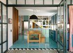 modny apartament w Atenach - wystrój wnętrz trendy 2015, zdjęcie 1
