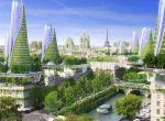Paryż 2050 - miasta przyszłości, zdjęcie 1