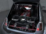 550 Italia od Lazzarini design - FIAT 500 z silnikiem Ferrari, zdjęcie 8