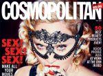 Madonna na okładce jubileuszowego Cosmopolitan
