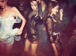 zmysłowe modelki na imprezie w paryskim klubie, zdjęcie 10