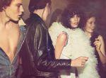 zmysłowe modelki na imprezie w paryskim klubie, zdjęcie 4