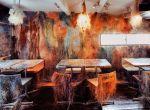 Kengo Kuma - futurystyczny wystrój restauracji, zdjęcie 3