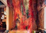 Kengo Kuma - futurystyczny wystrój restauracji, zdjęcie 4