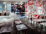 Kengo Kuma - futurystyczny wystrój restauracji, zdjęcie 6