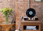Pionowy gramofon marki Gramovox, zdjęcie 1