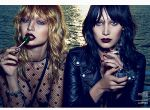 """Gigi i Bella Hadid w magazynie """"V"""", zdjęcie 1"""