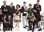 Dolce & Gabbana jesień 2015, zdjęcie 10