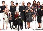 Dolce & Gabbana jesień 2015, zdjęcie 11