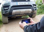 Range Rover sterowany smartfonem, zdjęcie 3