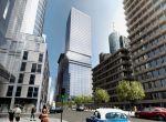 Frankfurt nad Menem - skręcony drapacz chmur, zdjęcie 2
