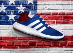 modne sneakersy  Adidas Stars and Stripes, zdjęcie 2