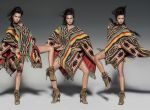Adriana Lima dla Vogue Mexico, zdjęcie 4