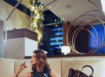 zmysłowa modelka Lauren Brown - luksusowy styl życia, zdjęcie 1