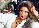 zmysłowa modelka Lauren Brown - luksusowy styl życia, zdjęcie 5