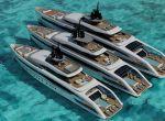 luksusowe jachty: Omega Oceansport od CRN, zdjęcie 2