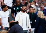 Drake, Wimbledon 2015