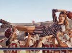 Behati Prinsloo w kampanii Tommy Hilfiger jesień 2015, zdjęcie 4