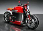 Tesla M - motocykl elektryczny, zdjęcie 3