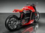 Tesla M - motocykl elektryczny, zdjęcie 2