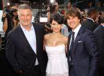 Alec Baldwin, Hilaria Baldwin i Tom Cruise