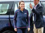 Kate Middleton i Książę William w identycznych dresach, zdjęcie 3