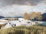 designerska stacja w Alpach, zdjęcie 2