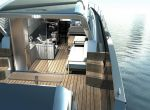 luksusowe jachty: Boats 46 o kształcie rekina, zdjęcie 1