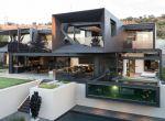 architektura trendy: designerski dom ze stali, zdjęcie 12
