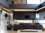 architektura trendy: designerski dom ze stali, zdjęcie 10