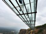 architektura Chiny: Szklany most, zdjęcie 3