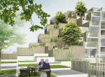 Architektura Sztokholm: Apartamentowce 79 & Park, zdjęcie 7