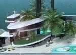 Architektura trendy: Luksusowe sztuczne wyspy, zdjęcie 5