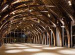 architektura Wietnam: Bambusowa sala konferencyjna, zdjęcie 7