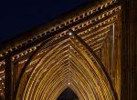 architektura Wietnam: Bambusowa sala konferencyjna, zdjęcie 5