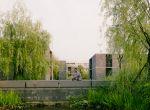 Chiny architektura: Designerskie osiedle domów w parku krajobrazowym, zdjęcie 6