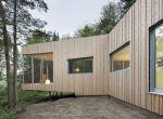 Minimalistyczny dom na wzgórzu, zdjęcie 9