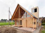 drewniany dom w Japonii, zdjęcie 8