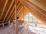 drewniany dom w Japonii, zdjęcie 1